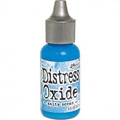 Recharge Distress OXIDE SALTY OCEAN par Ranger. Scrapbooking et loisirs créatifs. Livraison rapide et cadeau dans chaque comm...