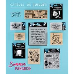 Pack complet capsule de Juillet 2017