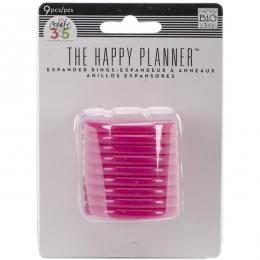 Anneaux Create 365 roses 4,5 cm PINK par Me & My Big Ideas. Scrapbooking et loisirs créatifs. Livraison rapide et cadeau dans...