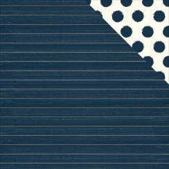 Papier motifs métallisés Blush STRIPE