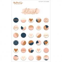 Stickers Puffy BLUSH