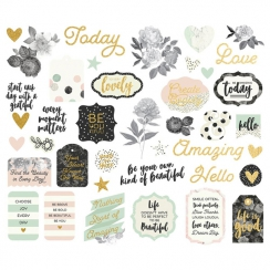 Die-cuts BEAUTIFUL