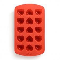 PROMO de -40% sur Moules à chocolat en forme de cœursOK Lekué