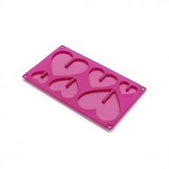 PROMO de -60% sur Moules cœurs 3D Lekué