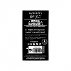 Tampons clear BONNE COMPAGNIE