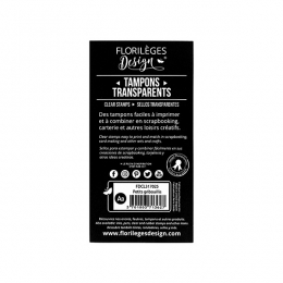 Tampons clear PETITS GRIBOUILLIS