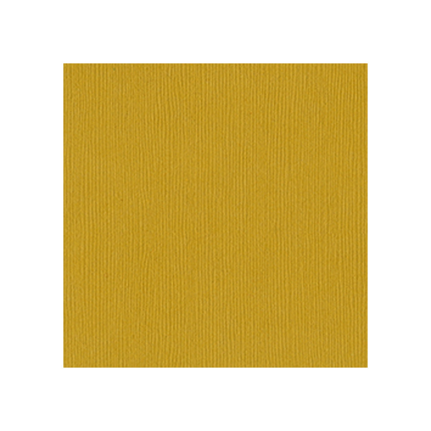 Papier uni 25 feuilles YUKON GOLD