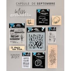 Pack complet capsule de Septembre 2017