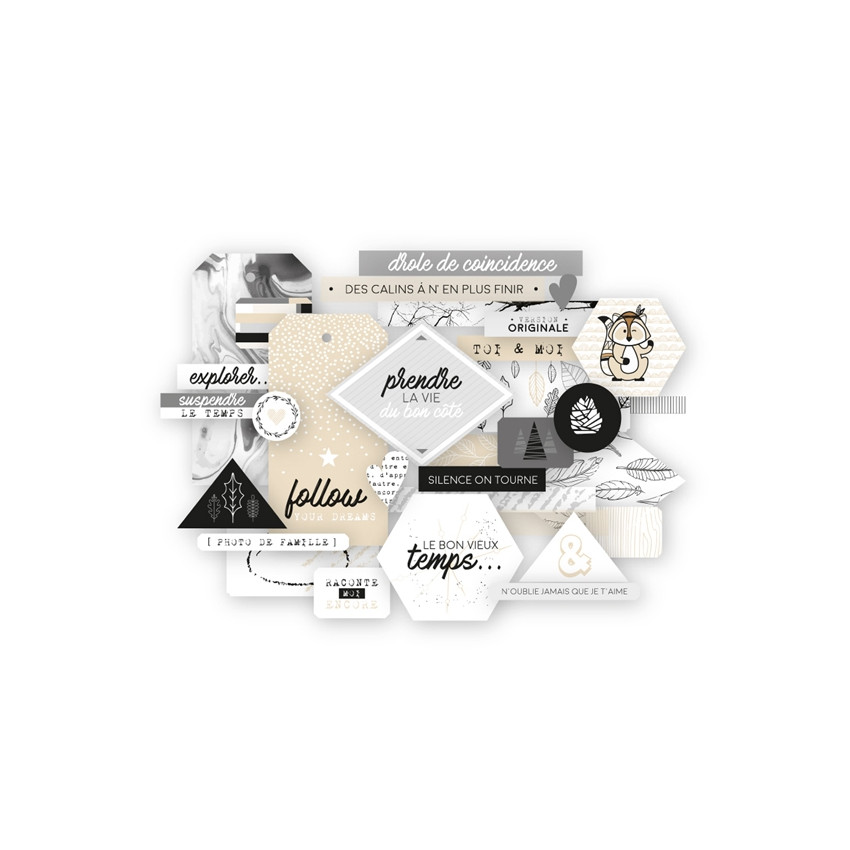 Die cuts VERSION ORIGINALE