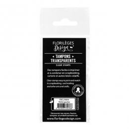 Tampon clear PETITES GOUTTES