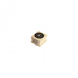 PROMO de -99.99% sur Tampon bois PASTILLE SOLAIRE Florilèges Design