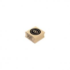 PROMO de -99.99% sur Tampon bois PASTILLE À LOSANGE Florilèges Design