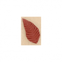 Tampon bois FOUGÈRE par Florilèges Design. Scrapbooking et loisirs créatifs. Livraison rapide et cadeau dans chaque commande.
