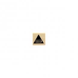 PROMO de -99.99% sur Tampon bois 2018 Florilèges Design