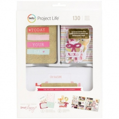 Kit de cartes Project Life FINE AND DANDY