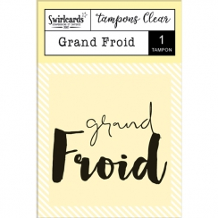 Tampon Clear Grand Froid