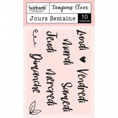 Tampons Clear jours Semaine