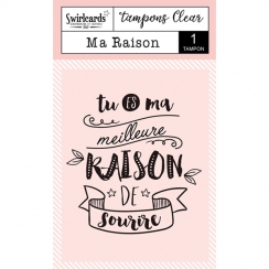 Tampon Clear Ma Raison