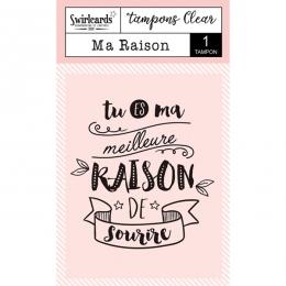 Tampon Clear Ma Raison
