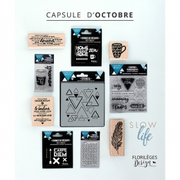 Pack complet capsule d' Octobre 2017