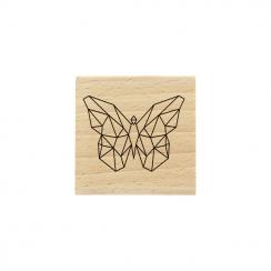 Commandez Tampon bois PAPILLON ORIGAMI Florilèges Design. Livraison rapide et cadeau dans chaque commande.