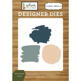 Dies Welcome Home PAINT SWATCHES