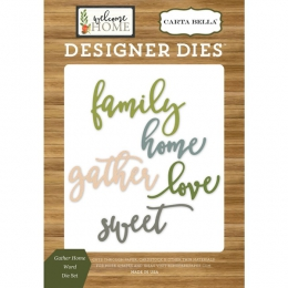 Dies Welcome Home GATHER HOME WORD