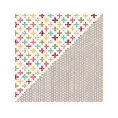 Papier imprimé Shades of Color GREGARIOUS GLOW