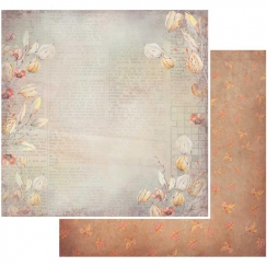Papier imprimé Rusty Autumn CAPTIVATING