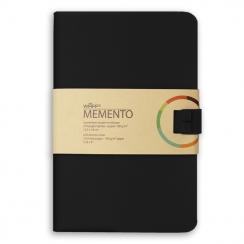 Journal A5 MEMENTO BLACK