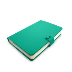 Journal A5 MEMENTO TURQUOISE BLUE