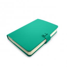 PROMO de -50% sur Journal A5 MEMENTO TURQUOISE BLUE Aladine