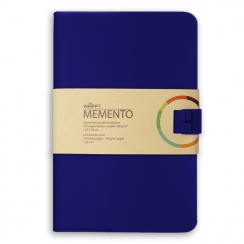 Journal A5 MEMENTO NAVY BLUE