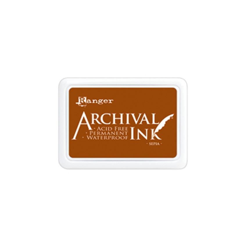 Encre Archival SEPIA