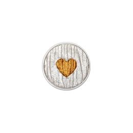 Godet d'aquarelle HEART OF GOLD