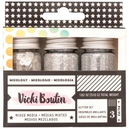Set de paillettes Vicki Boutin MIXOLOGY SILVER