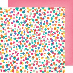 Papier imprimé All The Good Things POP OF COLOR