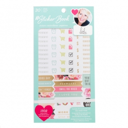 Carnet de stickers HEIDI SWAPP