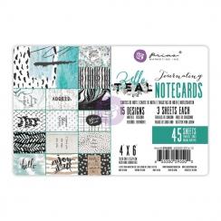 Cartes 10 x 15 cm Zella Teal JOURNALING