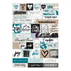 Stickers ZELLA TEAL