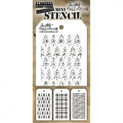 Mini pochoirs SET 32