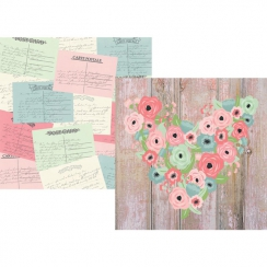 PROMO de -30% sur Papier imprimé Romance HELLO LOVE Simple Stories