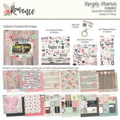 Kit collection ROMANCE