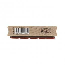 Tampon bois espagnol DULCES PASEOS