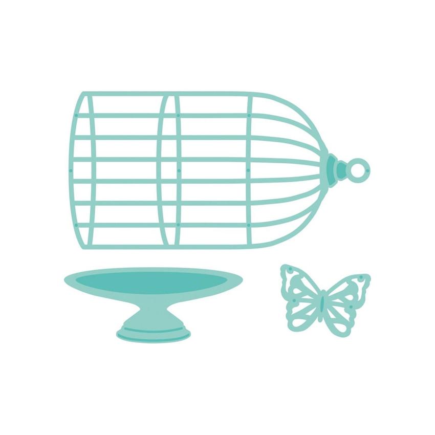PROMO de -30% sur Outils de découpe BIRDCAGE Kaisercraft