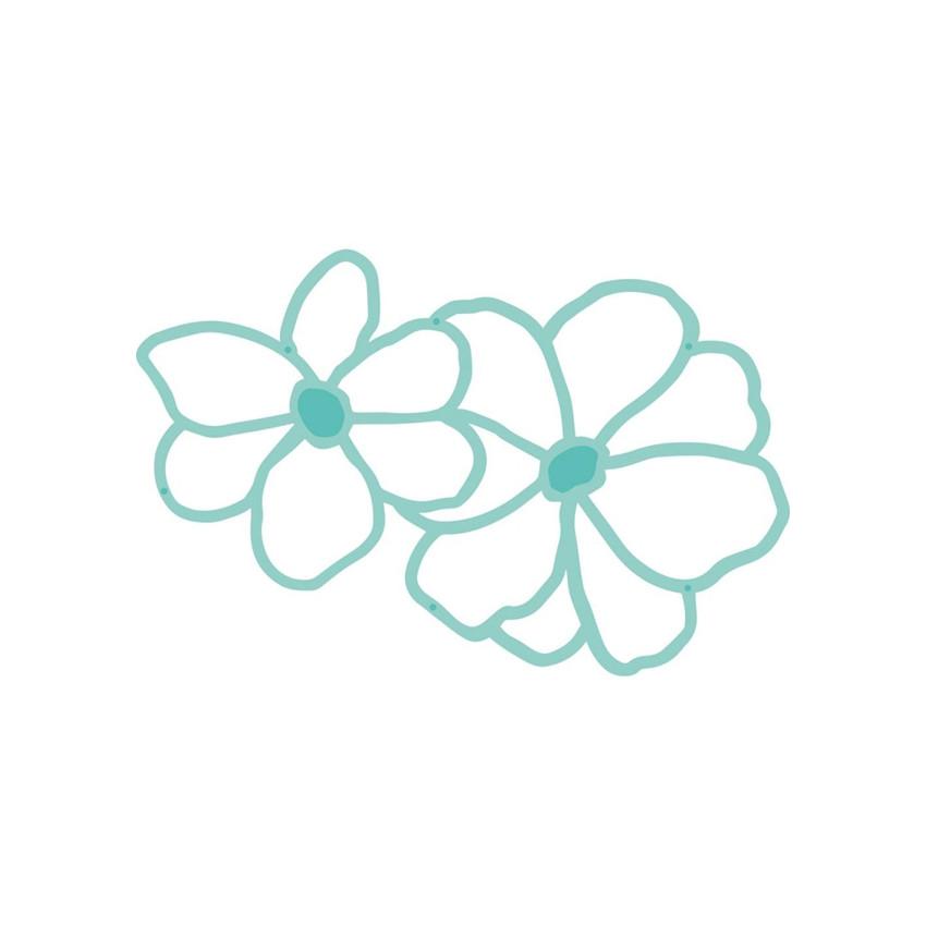 PROMO de -30% sur Outil de découpe HANAMI FLOWERS Kaisercraft
