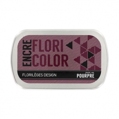 PROMO de -50% sur Encre POURPRE Florilèges Design