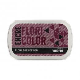 Encre POURPRE par Florilèges Design. Scrapbooking et loisirs créatifs. Livraison rapide et cadeau dans chaque commande.