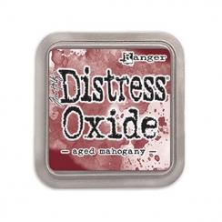 Encre Distress Oxide AGED MAHOGANY