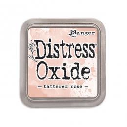 Encre Distress OXIDE TATTERED ROSE par Ranger. Scrapbooking et loisirs créatifs. Livraison rapide et cadeau dans chaque comma...